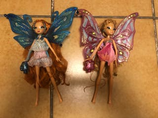 Muñecas winx