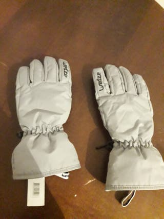 guantes de snow wed, ze