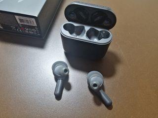 Skullcandy Indy Negro auriculares inalámbricos
