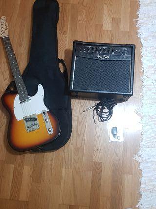 Guitarra Harley Benton