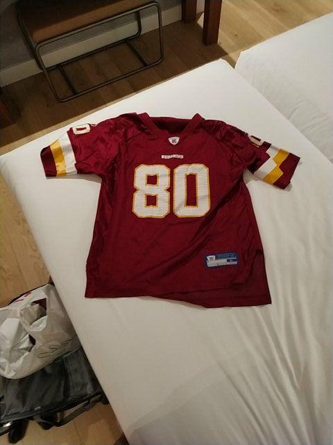 Camiseta Washigton Redskins
