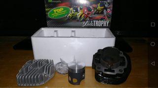 cilindro Top Yamaha Jog aire 70cc c/culata
