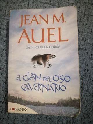 Novela: El Clan del Oso Cavernario
