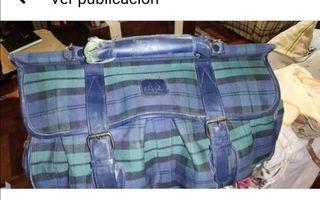 conjunto maleta mas bolson