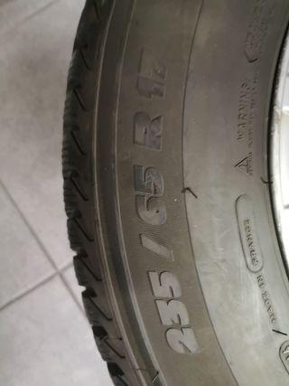 4 Ruedas contacto ( invierno) BMW X5