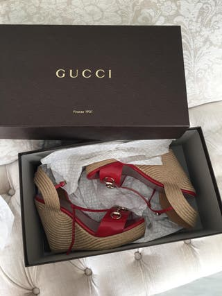 Sandalias Gucci