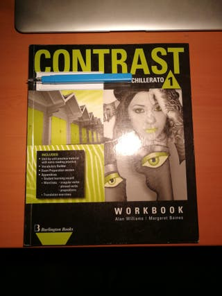 Workbook inglés, Burlington books