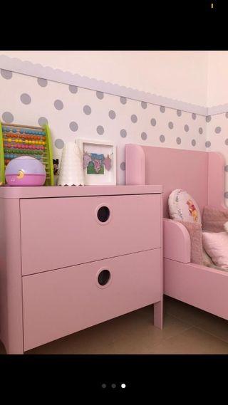 Dormitorio NIÑA nuevo