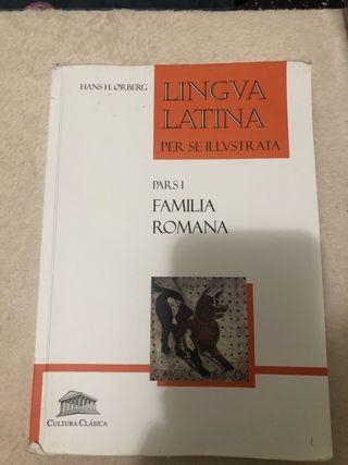 Libros de latín