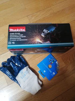 Radial Makita 115 - 700W