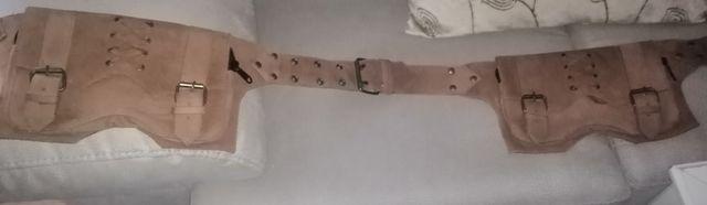 bonito cinturón bandolera a estrenar