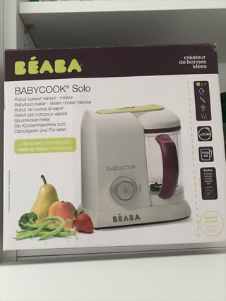 Baby cook Solo Beaba (2016)