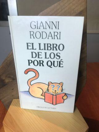 """""""El Libro De Los Por Qué"""" de Gianni Rodari"""