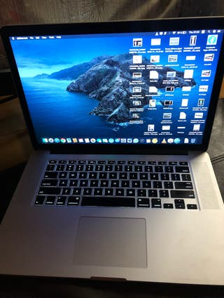 Macbook Pro 15 Pulgadas 2013 (finales).