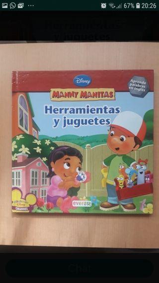Libro MANNY MANITAS