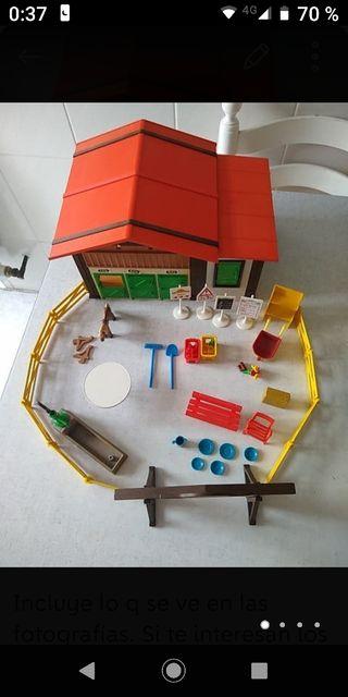 Pony Rach Playmobil 3775