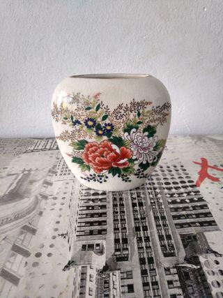 pequeño jarron porcelana satsuma japon japones 10