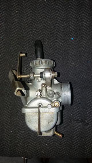 Carburador keihin 22mm.