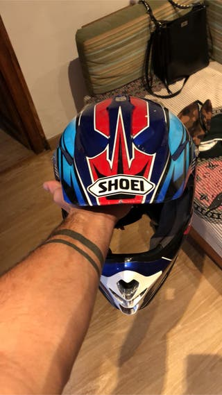 Casco integral para motocross SHOEI