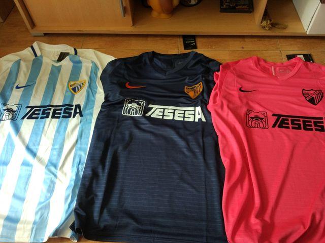 Pack Málaga cf