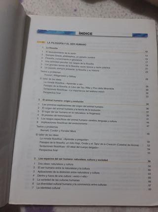 Libro filosofía y ciudadania 1 bachillerato anaya