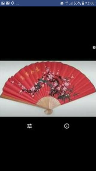 EXTRA LARGE CHINESE WALL FAN