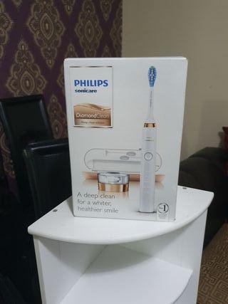 Philip's Sonicare Diamond clean