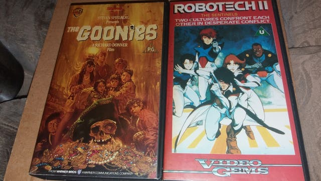COLLECTION OF VARIOUS VHS TAPES