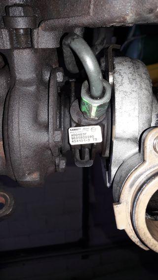 turbo Peugeot citroen garrett