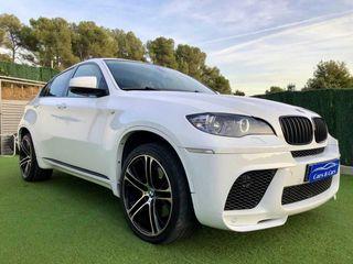 BMW X6 3.5d performance