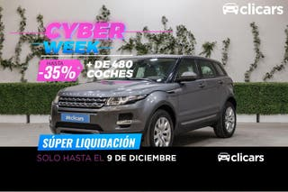Land Rover Range Rover Evoque 2.2L TD4 150CV 4x4 Pure Tech Auto.
