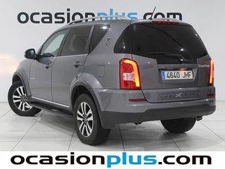 Ssangyong Rexton 200 e-Xdi Limited 4x4 114 kW (155 CV)