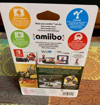 Amiibo LINK LOBO. Nintendo Switch. Legend of Zelda