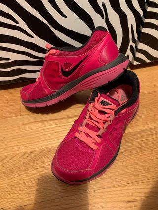 Nike dual fusion run