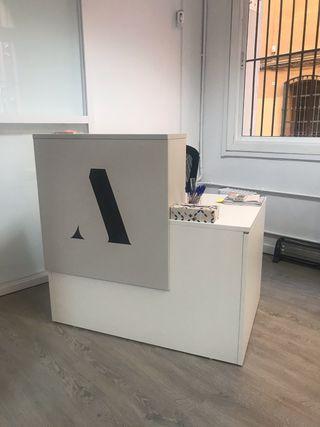 Mueble de recepción