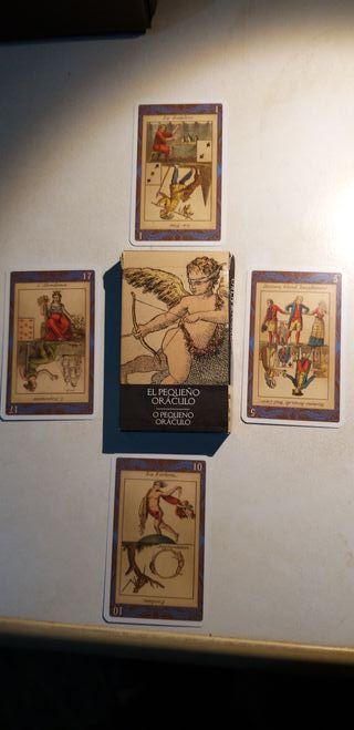 tarot - oraculo - El Pequeño Oráculo