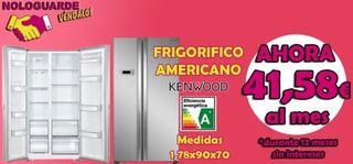 FRIGORIFICO KENWOOD DESDE 41,58€ AL MES