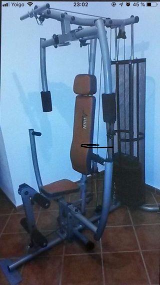 maquina de ejercicio