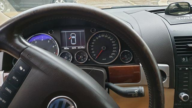 Volkswagen Touareg 2004