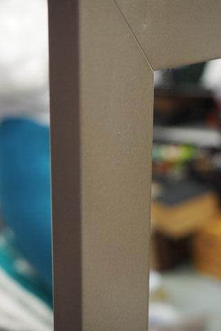 Espejo metalizado de pie - 4 unidades