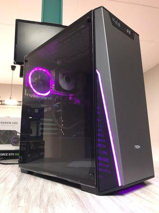pc gaming ultra full hd i5 9400 y gtx 1060 6gb
