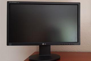 Monitor para Ordenador Led Marca LG 19 panoramico