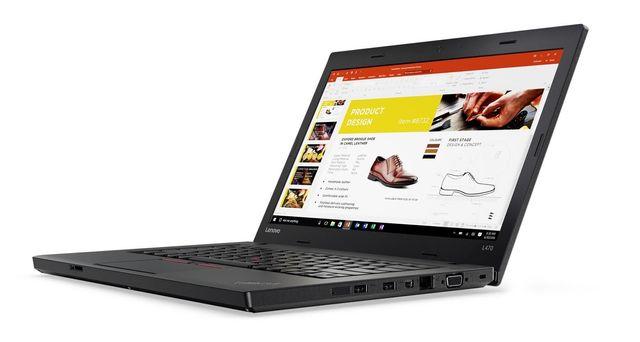 Lenovo ThinkPad L470 - I5 - 8GB - 256 SSD [NUEVOS]