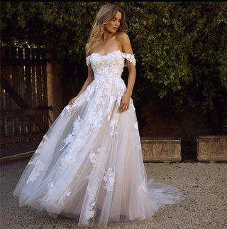 Oferta ! Vestido de novia a medida