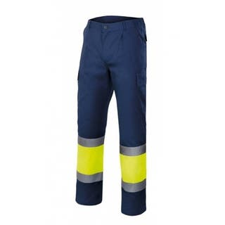 2 pantalones trabajo
