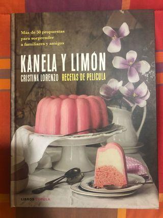 kanela y Limon de Cristina Lorenzo
