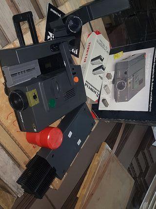 proyector diapositivas REFLECTA diamator AF