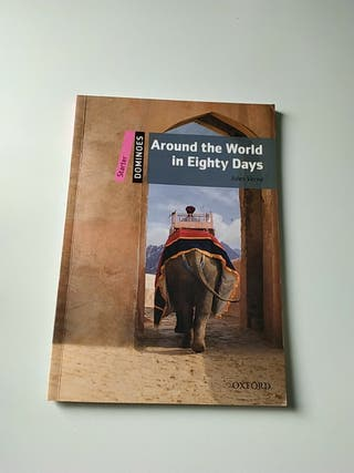Libro de lectura Around the World in eighty Days