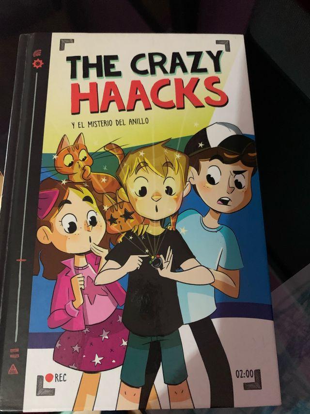 Libro 2 The Crazy Haacks y el misterio del anillo