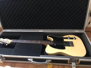 Flycase para guitarra eléctrica
